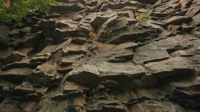 Skała dla mountaineering zbiory