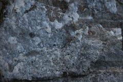Skała, faleza, łamająca skała natury skała obrazy stock