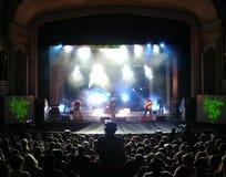skała koncertowa zdjęcia stock