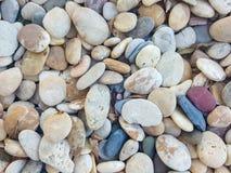 Skały i kamienie jako tło Fotografia Royalty Free