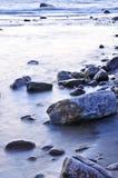 skały woda fotografia royalty free