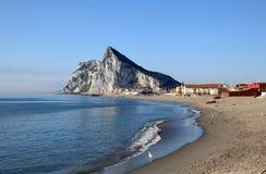 Skała Gibraltar Obrazy Royalty Free