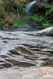 Skała i woda Fotografia Royalty Free