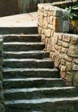 skała kroków Zdjęcie Royalty Free