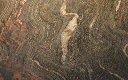Skała - marmur Zdjęcia Stock