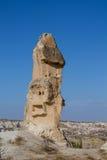 Skał miejsca Cappadocia Fotografia Stock