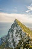 Skała w Gibraltar Obraz Royalty Free