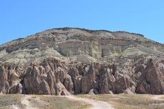 Skały w Cappadocia regionie Zdjęcie Royalty Free