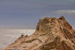 Skały w morzu Zdjęcie Royalty Free