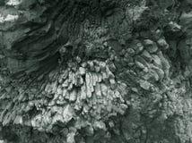 Skały w Ribeira da Janela, madera zdjęcie royalty free