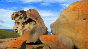 skały wybitne Obraz Stock