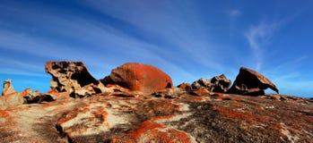 skały wybitne Zdjęcie Stock