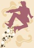 skacz Ilustracja Wektor