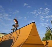 skacz jeździć Zdjęcie Royalty Free