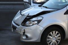 Skada för bilolycka Fotografering för Bildbyråer