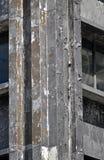 Skadad skyskrapa efter 2001.9.11. Royaltyfria Foton