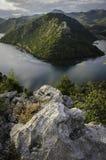 Skadar湖 免版税图库摄影