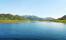 Skadar lake stock photos