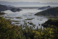 Skadar Lake Royalty Free Stock Image