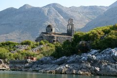 Skadar lake Stock Photos