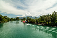 Skadar lake Stock Photography