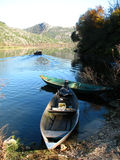 Skadar lake - Montenegro Royalty Free Stock Photos
