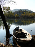 Skadar lake - Montenegro royalty free stock photography