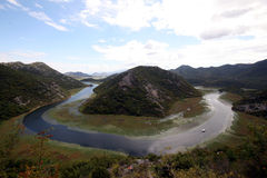 Skadar lake - Montenegro. Skadar lake Montenegro nature landscapes wild beauty Royalty Free Stock Photos