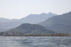 Skadar lake, Montenegro Stock Photos