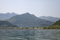 Skadar lake, Montenegro Royalty Free Stock Images
