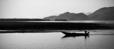 Skadar lake, Montenegro Stock Image
