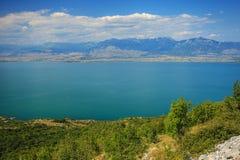 Skadar lake national park Royalty Free Stock Photography