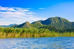 Skadar Lake National Park, Montenegro Royalty Free Stock Image