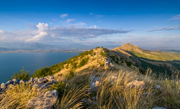 Skadar lake national park Stock Photography