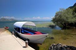 Skadar See-Nationalpark, Montenegro Lizenzfreies Stockfoto