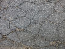 skadlig asfalt arkivfoton