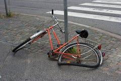 skadlig cykel Royaltyfri Bild