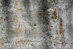Skadlig väggbakgrund Royaltyfria Bilder