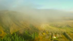 Skaftà ¡ rhreppur一点镇在南冰岛 股票视频