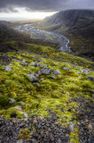 Skaftafell Iceland Stock Images