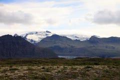 Skaftafell National Park Royalty Free Stock Photo