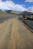 Skaftafell Nationalpark islandia Foto de archivo