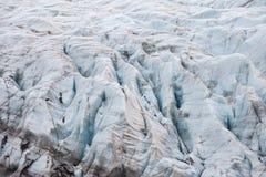 Skaftafelljokull glacier - Iceland Royalty Free Stock Photo