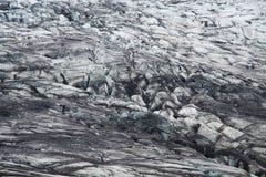 Skaftafellsjokull glacier moraine, Iceland. Skaftafellsjokull glacier moraine, Skaftafell National Park, Iceland royalty free stock photos