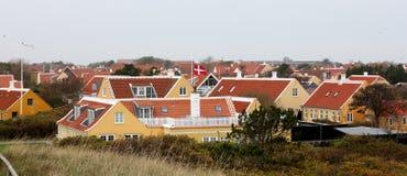 Skagen Дания Стоковые Фото