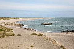 Skagen beach Royalty Free Stock Photo