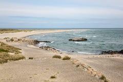 Skagen beach Royalty Free Stock Photo