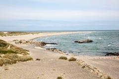 Skagen beach Royalty Free Stock Photography