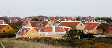 Skagen  Denmark Stock Photos