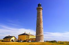Skagen lighthouse Stock Photo
